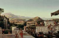 Fachschaftsfoto Griechisch: Schinkel - Griechenlands Blüte