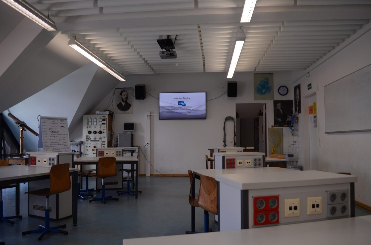 Physikübungsraum