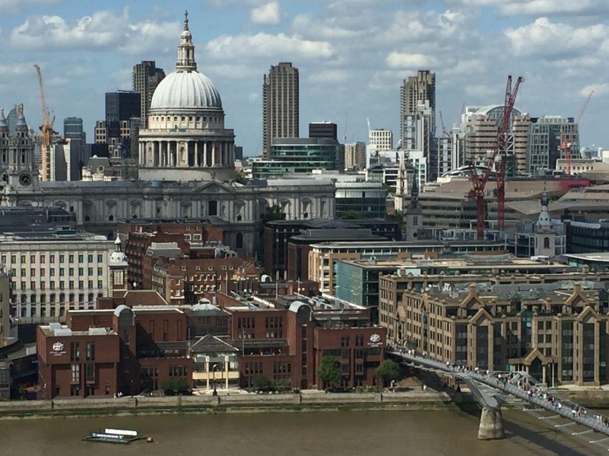 Londoner Innenstadt