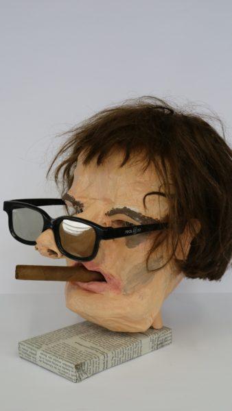Brillenköpfe