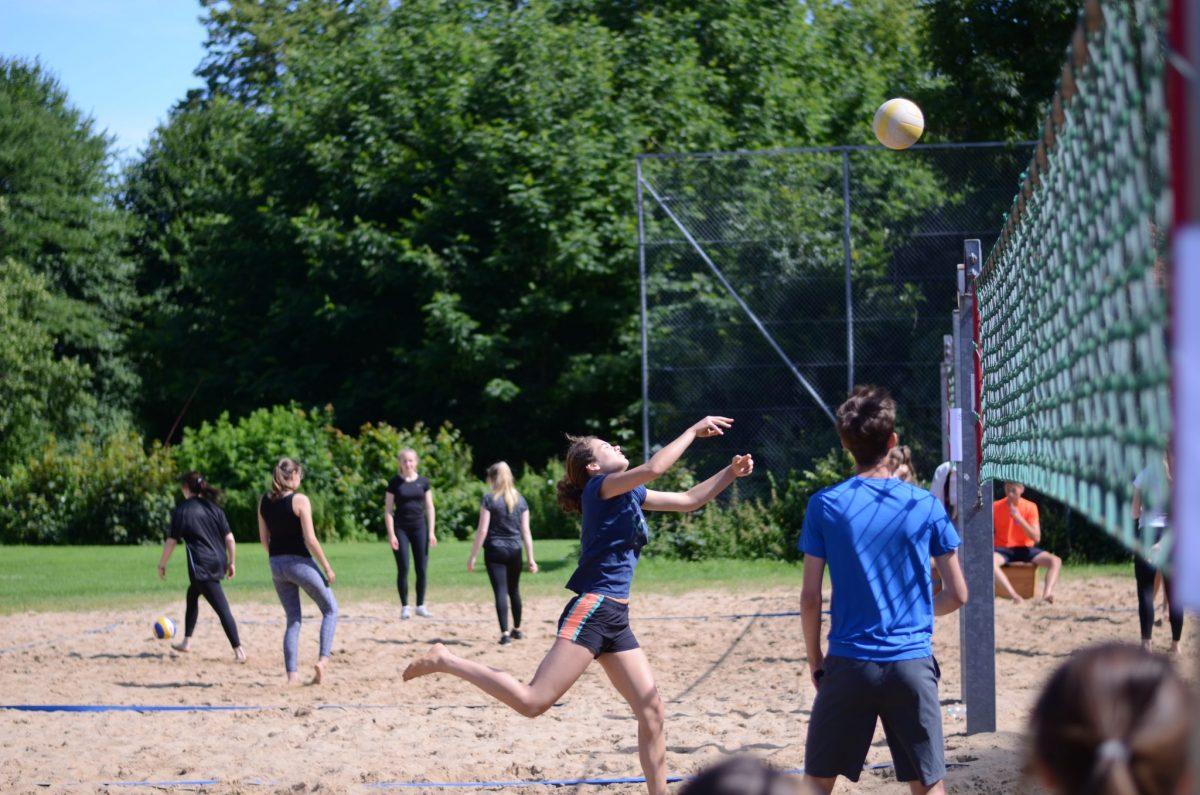 Oberstufen-Sportfest