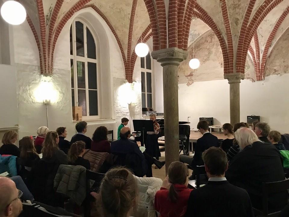 Kammermusikabend 17.01.18