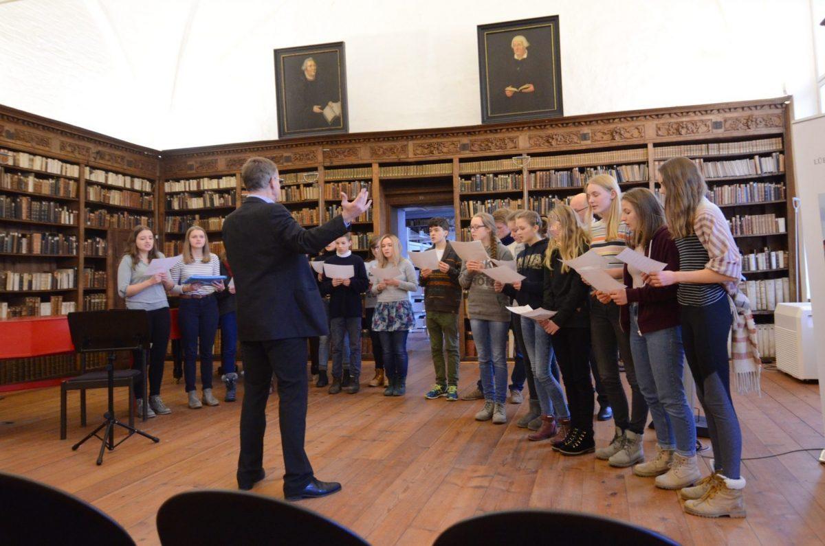 Das Neue Kantorat singt