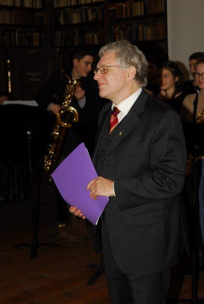 Herr Schmittinger und die Jazz-Combo