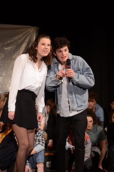 Freya und Jonny