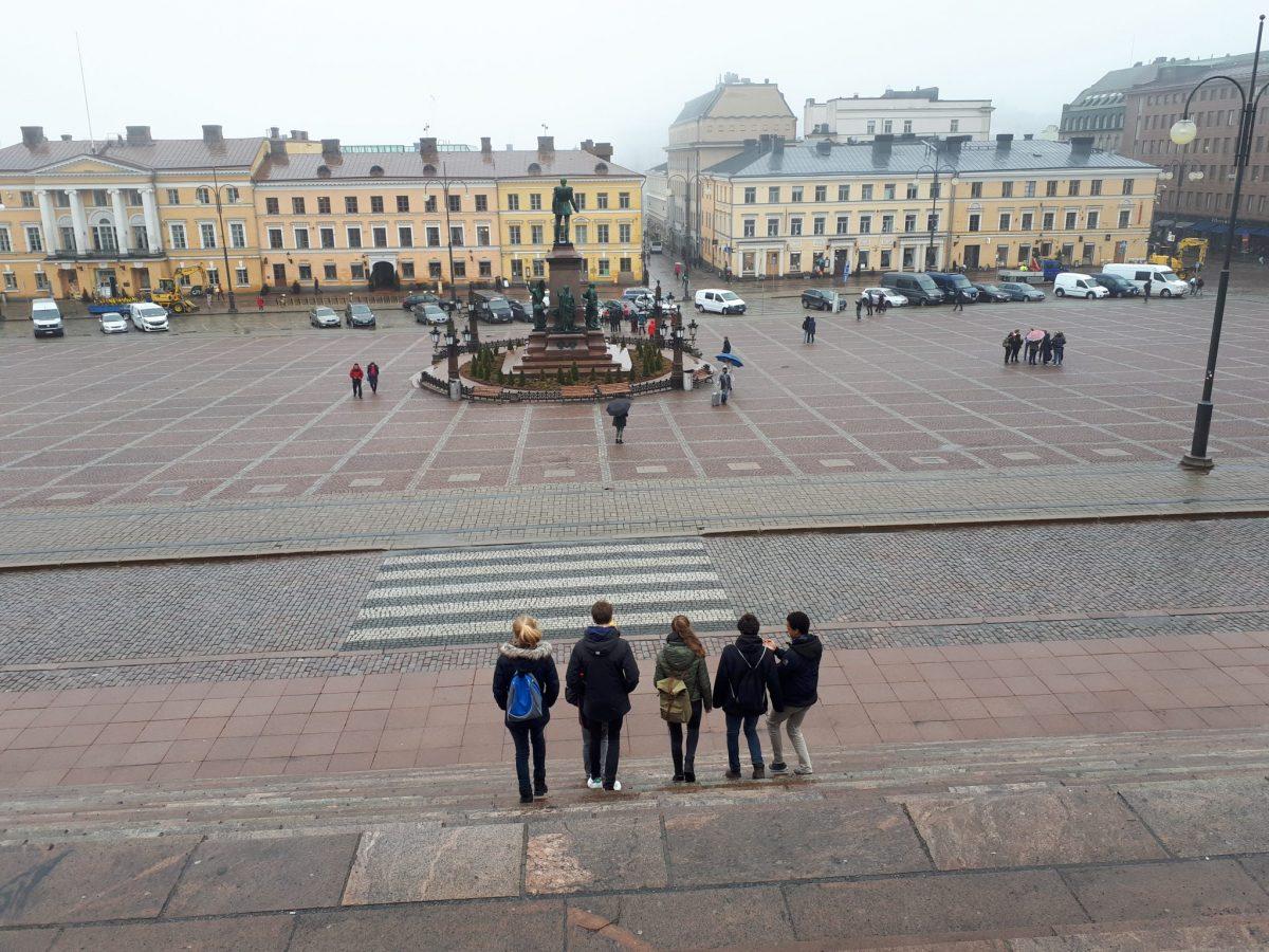 Finnlandaustausch mit Kotka 2018