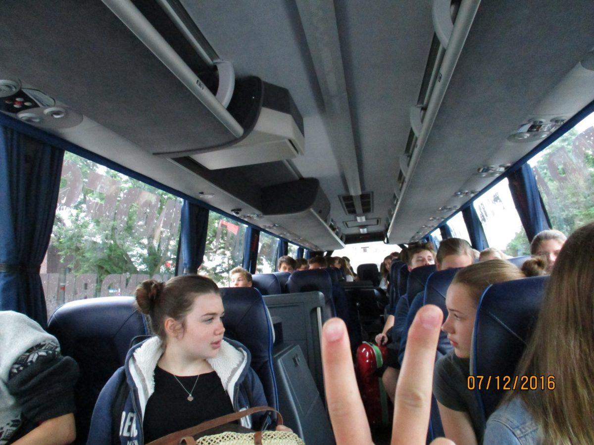 Busfahrt nach Mölln
