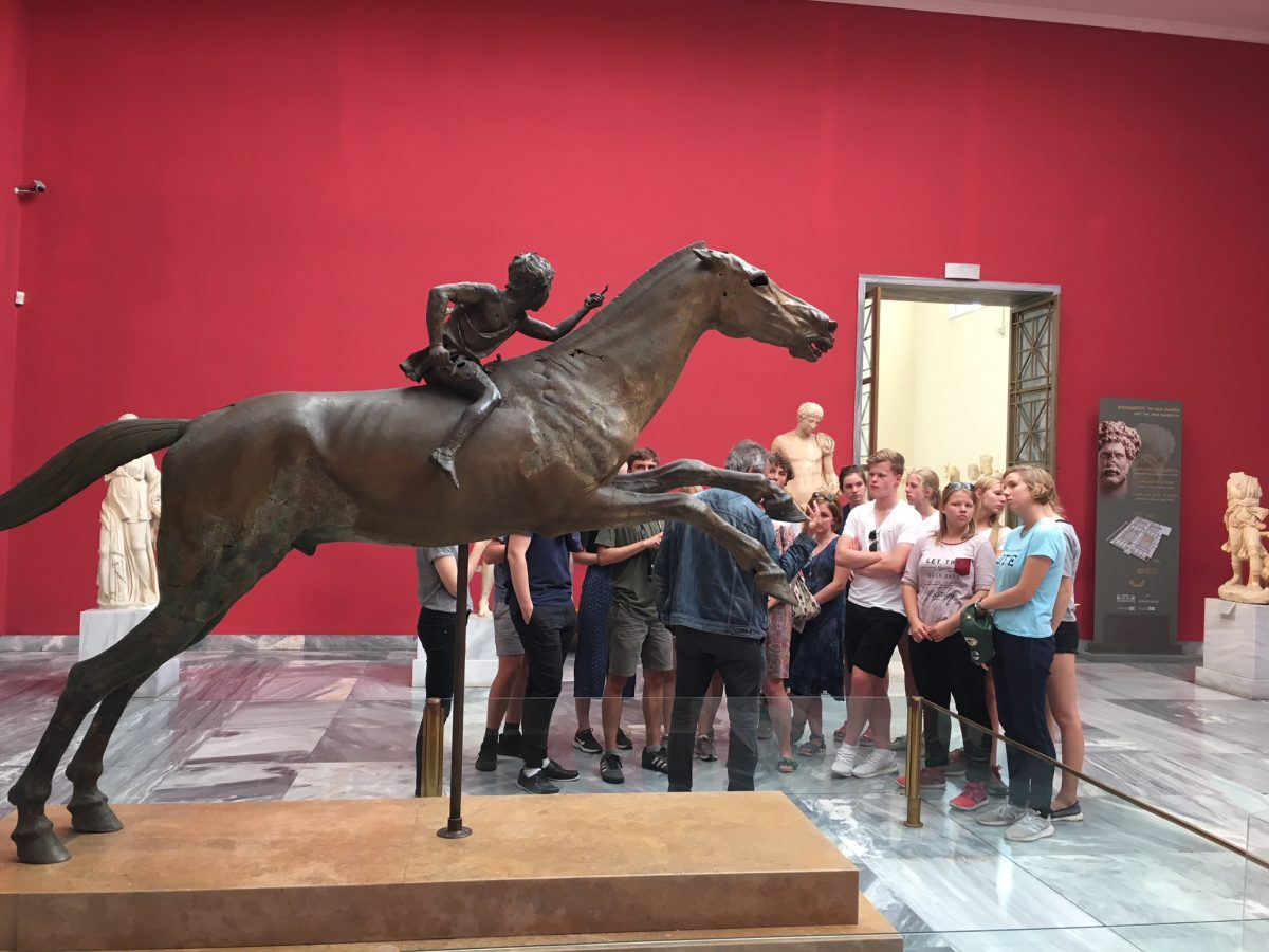 Nationalmuseum in Athen
