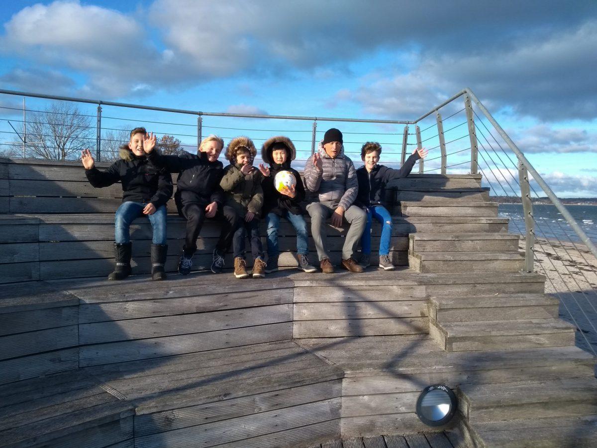 Junior-Orchester-Fahrt 2018
