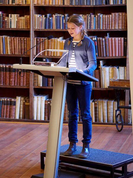 Vorlese-Wettbewerb Stadtebene 2019