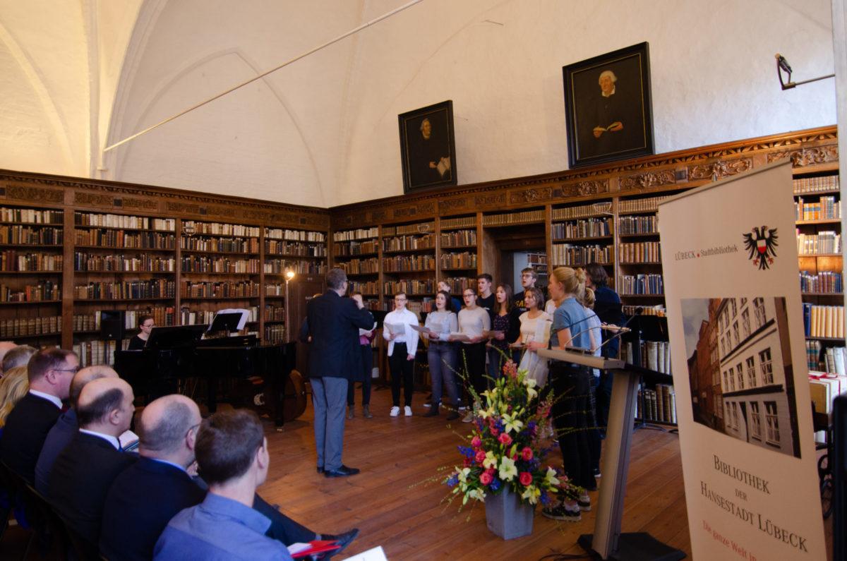 Das Neue Kantorat singt für Herrn Philippi