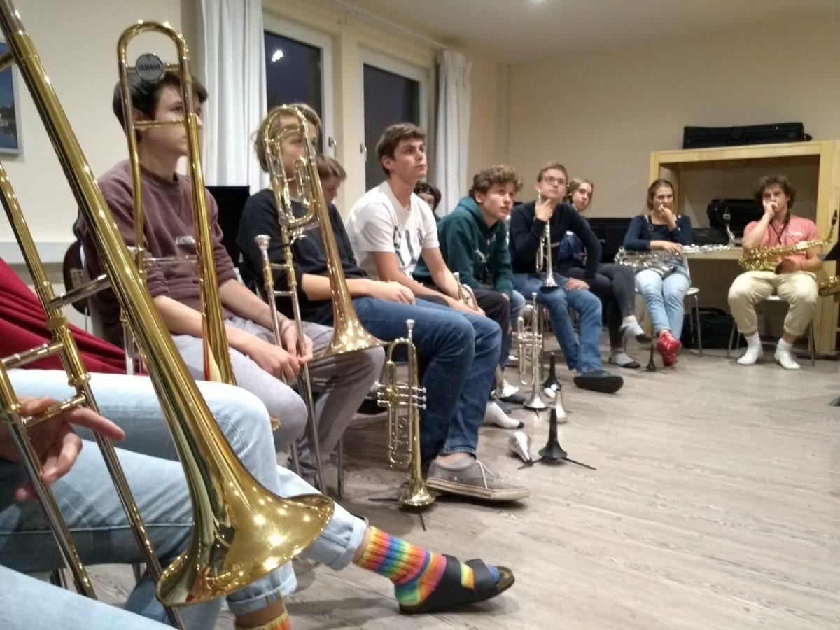Jazz-Combo-Fahrt 2019