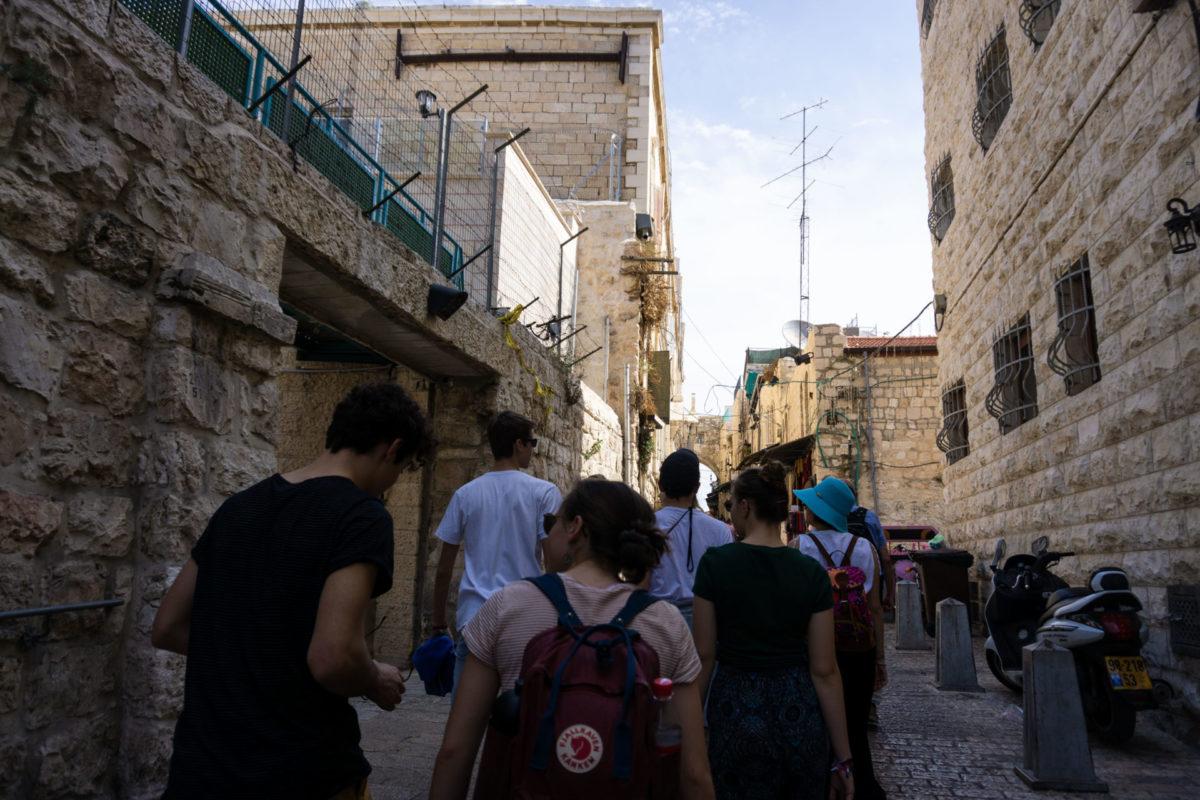 Israelfahrt 2019