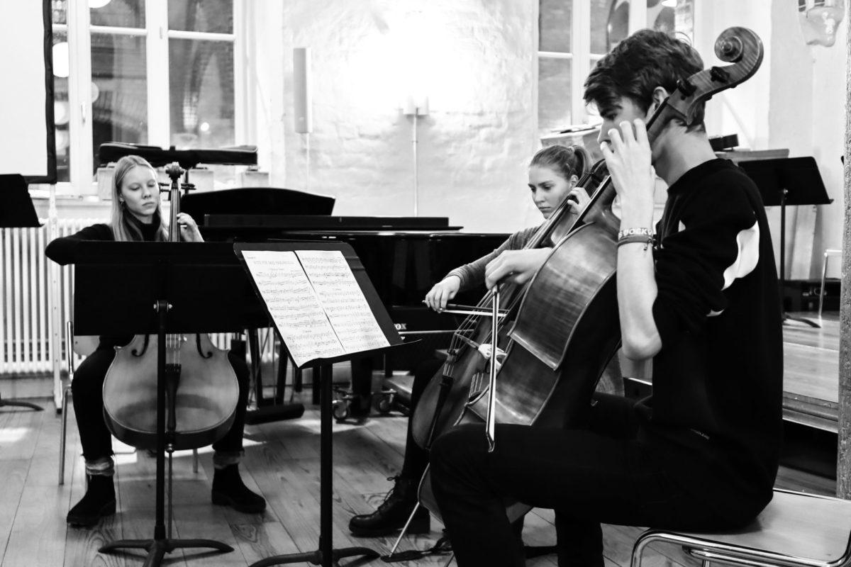 Kammermusikabend Q1a