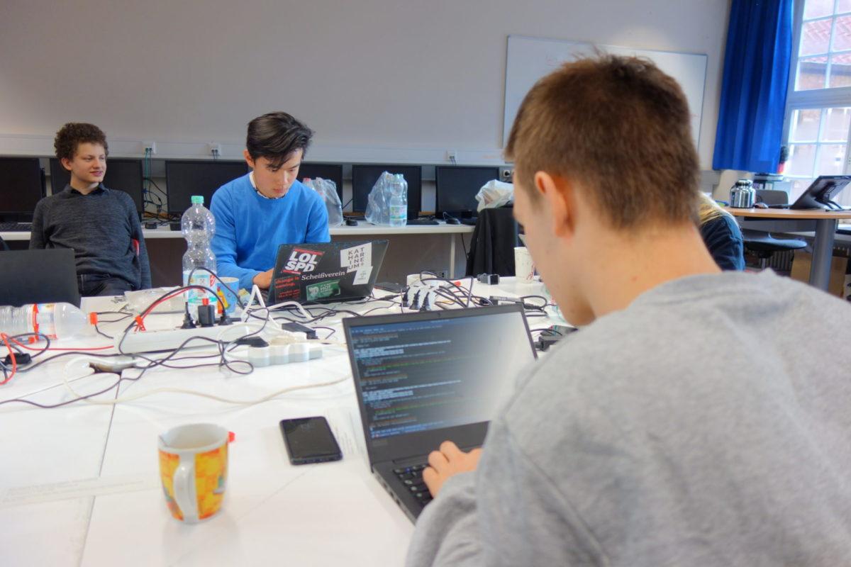 AlekSIS-Hackathon