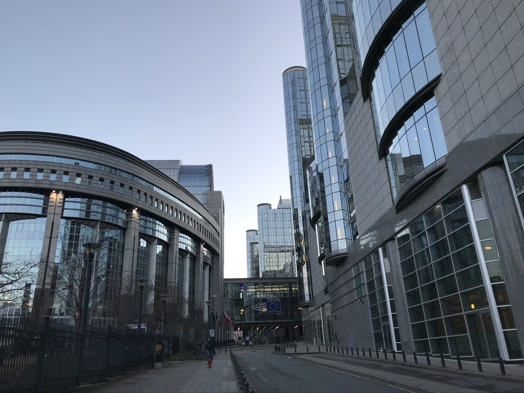 Brüsselfahrt 2020