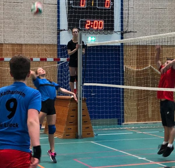 Volleyballturnier Apenrade