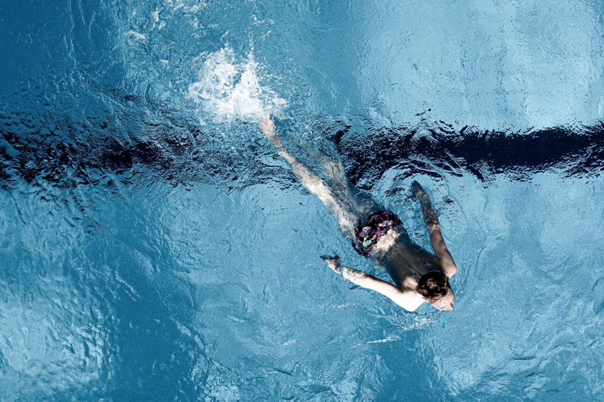 Schwimmen - Sport- und Spieltag 2020