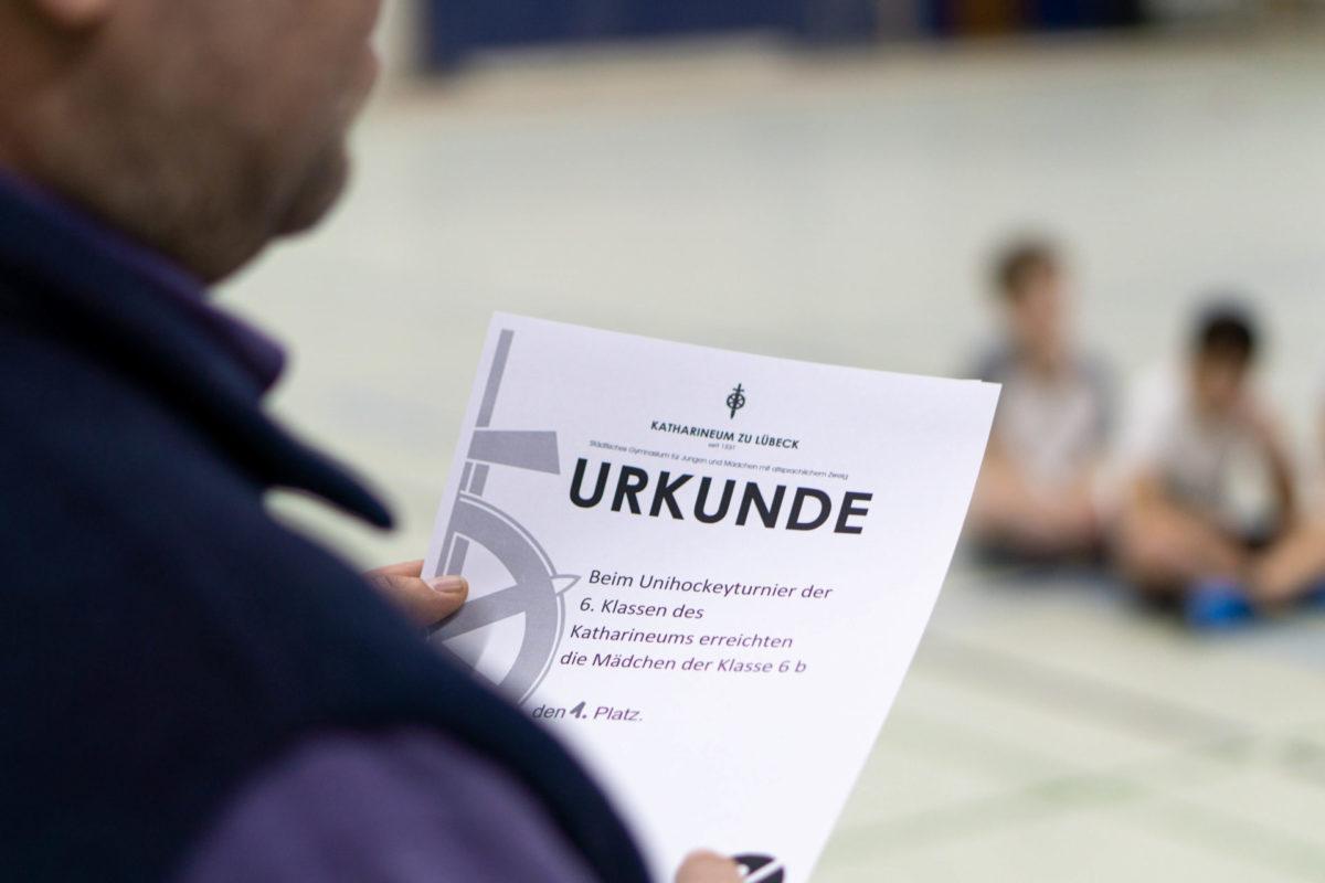 Unihockey - Sport-und Spieletag 2020