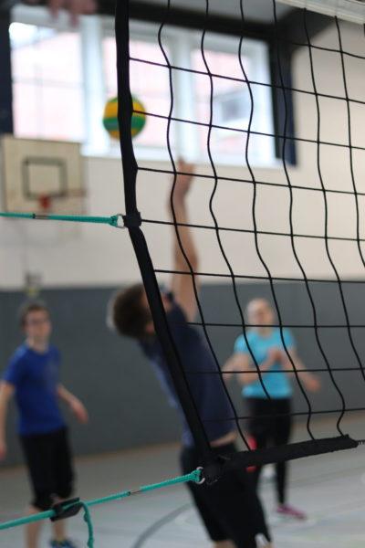 Volleyball - Sport- und Spieletag 2020
