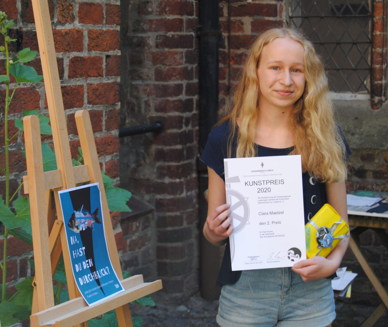 Clara Maetzel (Ea) - 2. Preis Oberstufe