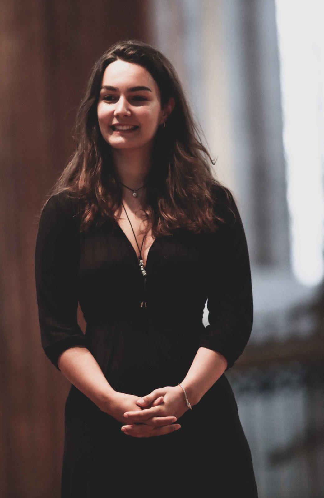 Sarah Bode - Preisträgerin Preis der Elternschaft