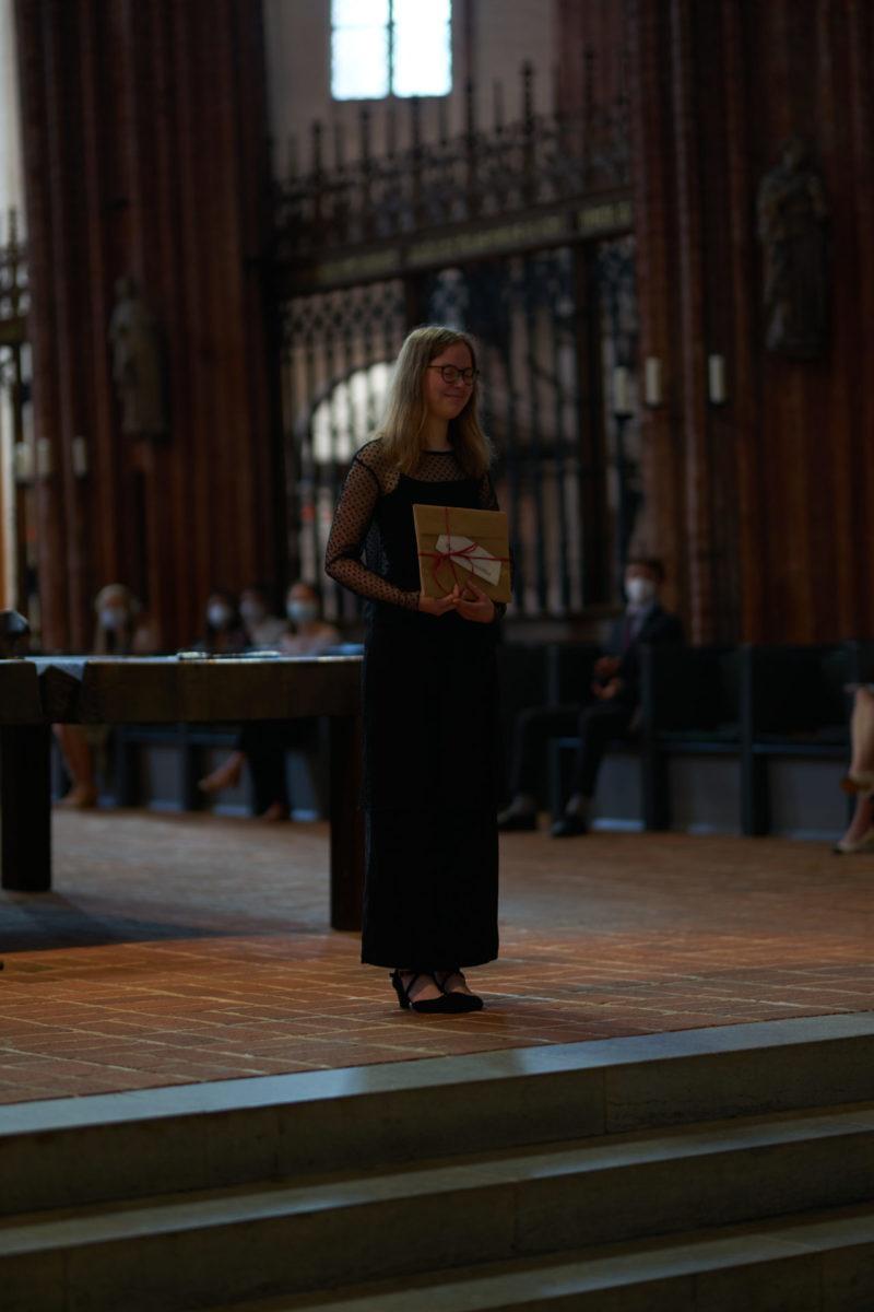 Héloïse Willand (Q2a) - Preis der Marienstiftler