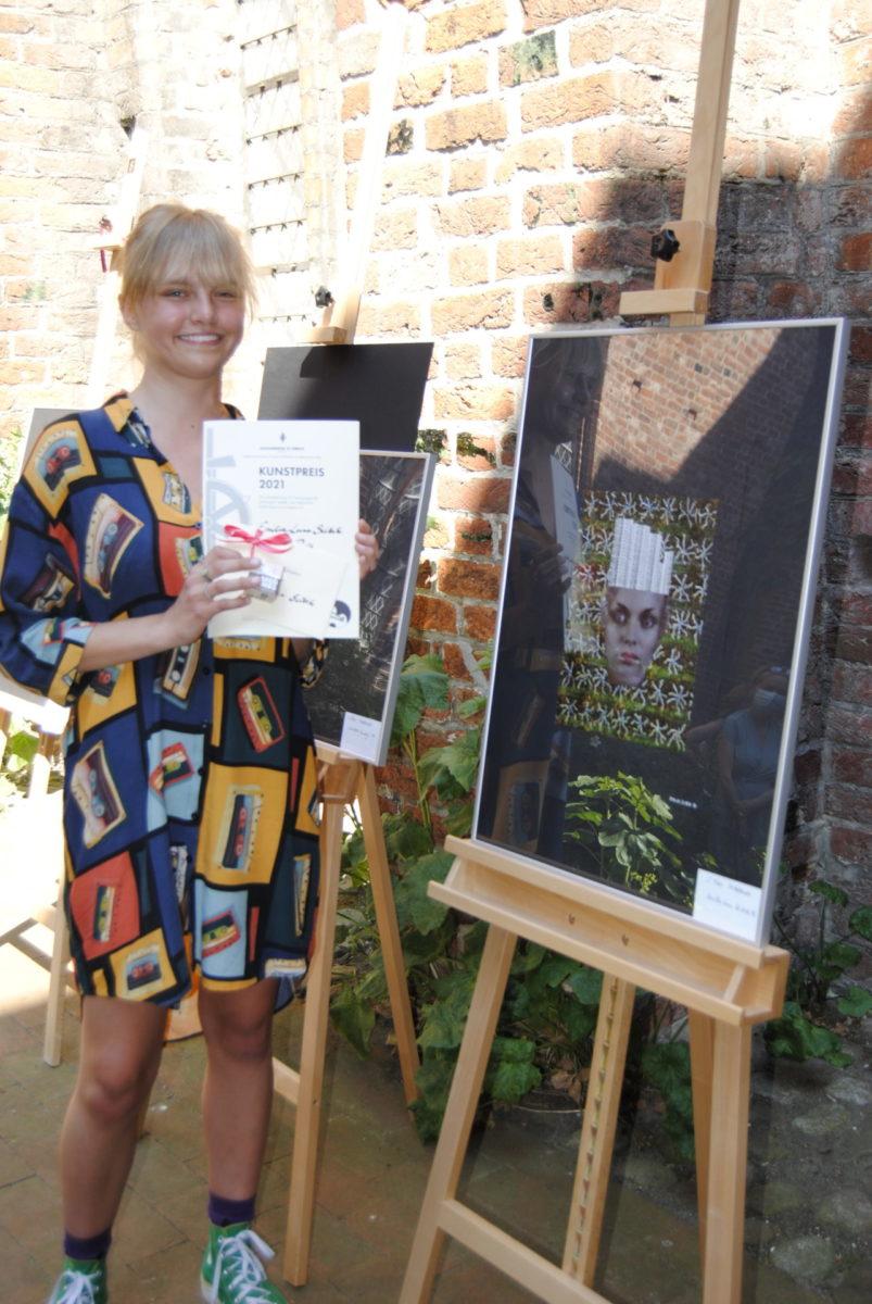 2. Preis Mittelstufe, Emilie Luna Scibik, 9c