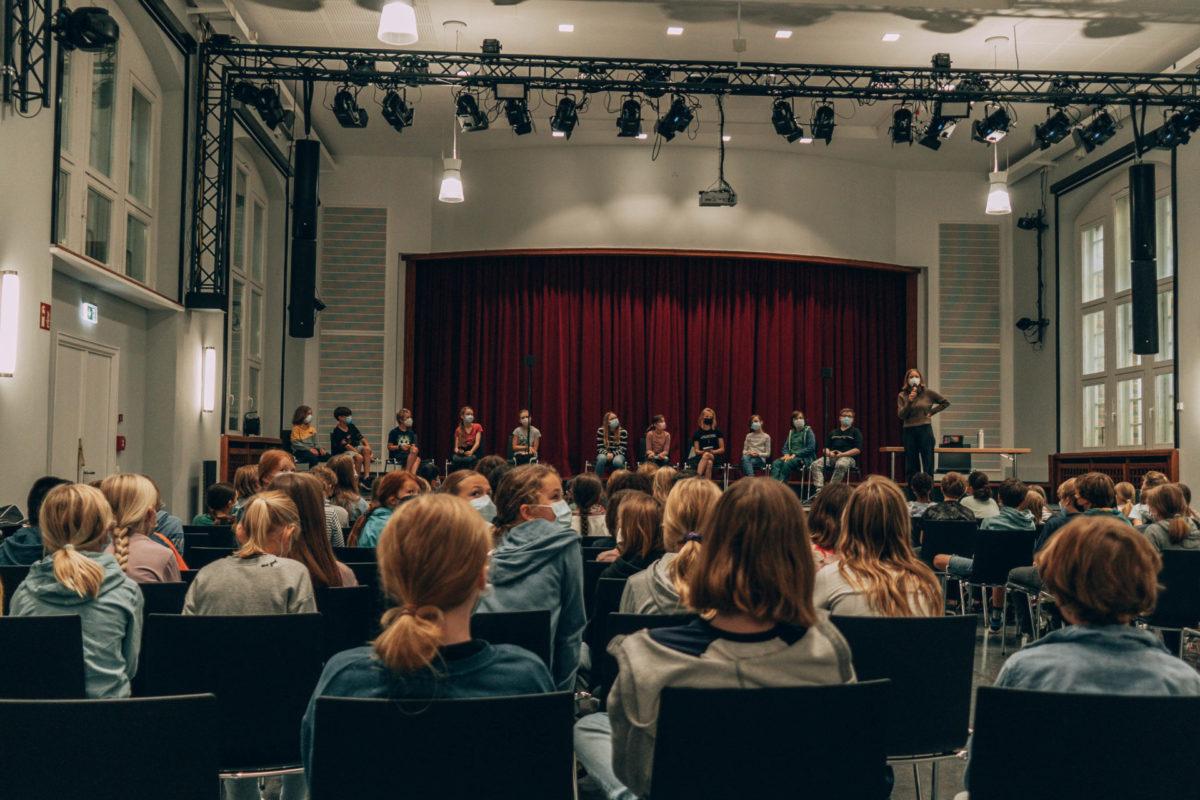 Wahl zur/zum Unter- und Mittelstufensprecher:in