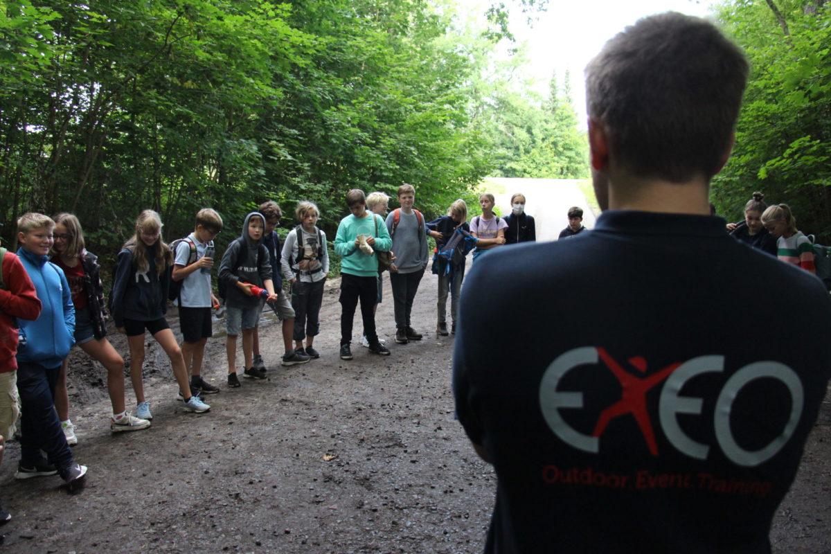EXEO-Projekttag der 7d - 2021