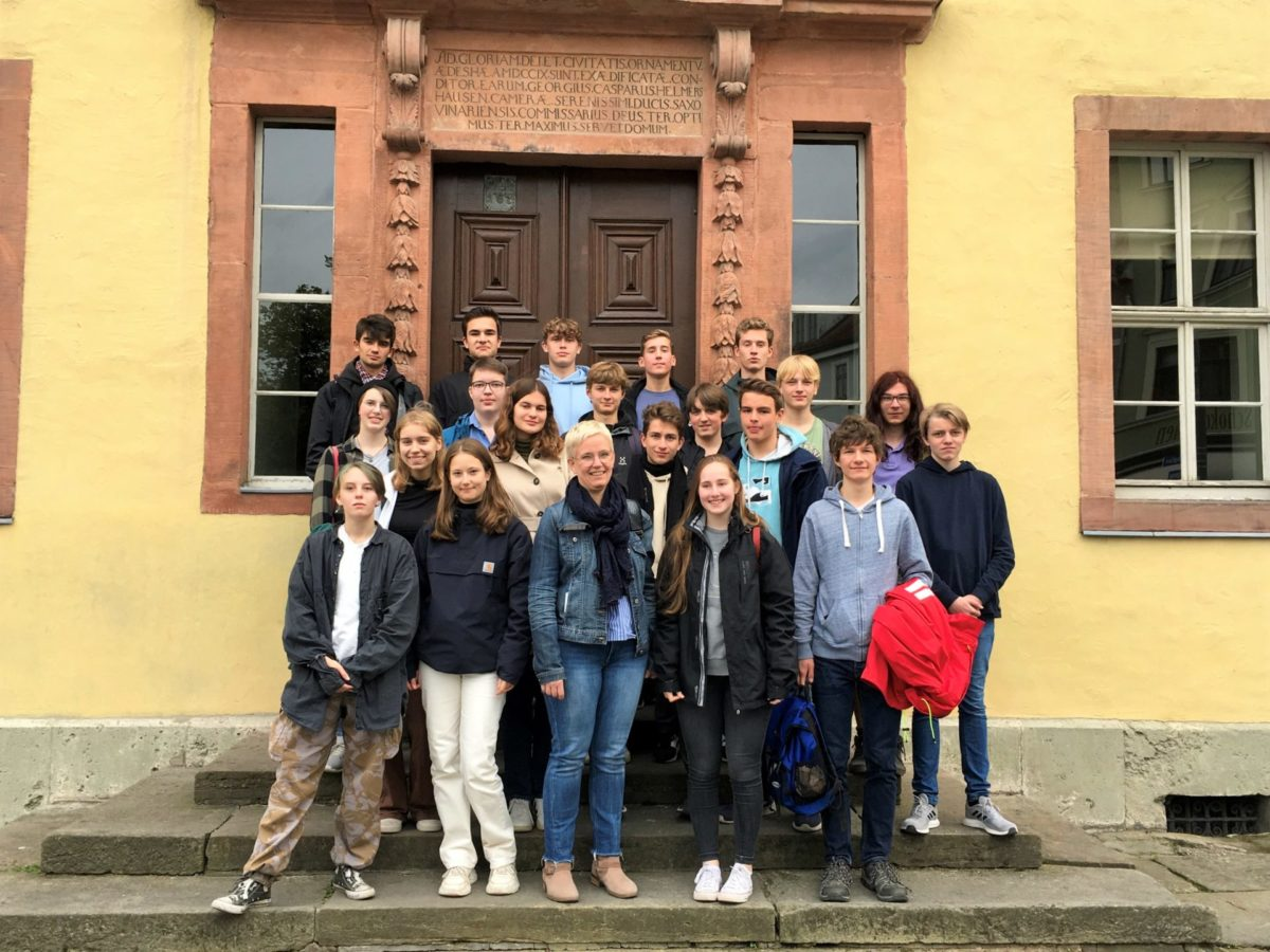 Q1b Goethe Haus