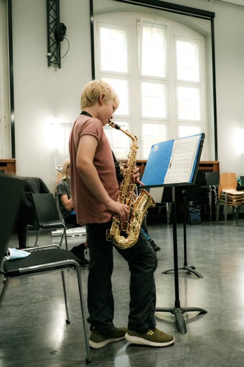 Junior Jazz-Combo